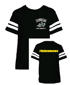 Hawes Child T-Shirt Spirit Wear (Black)