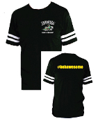 Hawes Adult Spirit Wear T-Shirt (Black)