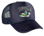 Hawes Trucker Hat Spirit Wear (Black)